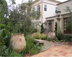 decorations spanish style landscape ideas cool spanish front