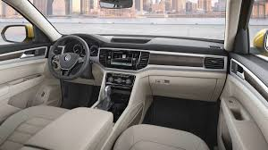subaru exiga interior 2018 volkswagen atlas suv first look with specs news and photo