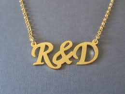 Personalized Gold Name Necklaces 14 Best Jewelry Images On Pinterest Jewellery Gold Name