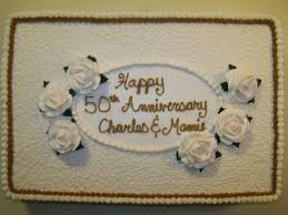 50th wedding anniversary cake toppers decorations u2014 marifarthing