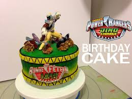 power rangers cake toppers power rangers dino charge personalized birthday cake idea and