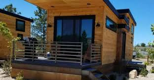 be amazed with this 400 sqft rustic modern tiny house with