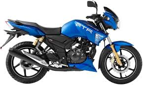 tvs apache rtr 180 disc with abs ex showroom price starting from
