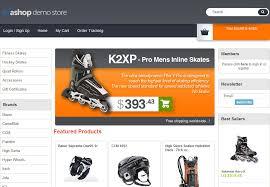 web shop design tour ecommerce shopping cart software