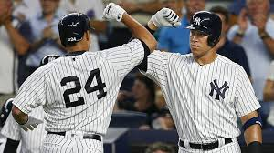 How Aaron Judge Became A Bomber The Inside Story Of The Yankees - aaron judge gary sanchez and other fresh faces bring fresh outlook