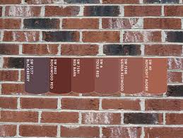 need exterior color ideas for siding and trim on red brick house