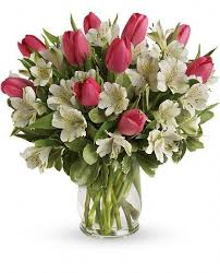 flowers arrangements alstroemeria flower arrangements vase included hans flower shop