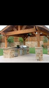 Outdoor Kitchen Designs With Pizza Oven by 54 Best Outdoor Kitchens Images On Pinterest Outdoor Kitchens
