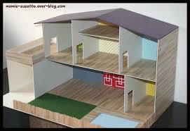 comment faire une cabane dans sa chambre maison playmobil fait en cartonnage le de mamie suzette