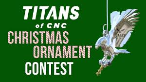 cnc machining ornament contest