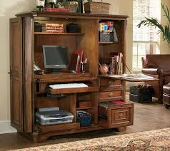 Computer Desk Armoires Furniture Brookhaven Armoire Desk Reviews Wayfair