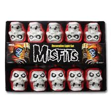 halloween light show this is halloween official misfits red fiend decorative light set misfits shop