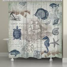 Coastal Shower Curtains Shower Curtains Coastal Style Gifts