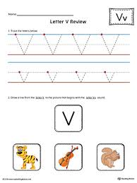 letter v scramble worksheet color myteachingstation com