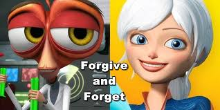 monsters aliens forgive forget thebig chillqueen