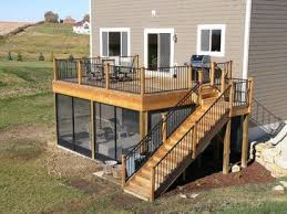 best 25 patio deck designs ideas on pinterest decks backyard