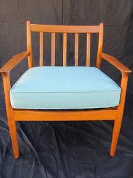 Midcentury Modern Chairs How To Refinish A Vintage Midcentury Modern Chair Diy