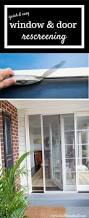 How To Replace A House Window Diy Window U0026 Door Rescreening