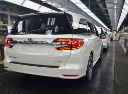 2018 honda odyssey production kicks off the torque report