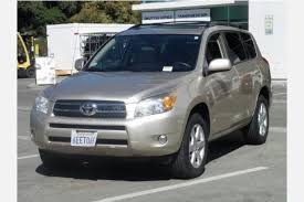 toyota rav4 07 used 2007 toyota rav4 for sale pricing features edmunds