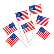 Miniature Flags Amazon Com Mini American Flag Toothpicks Pkg Of 500 Cute For