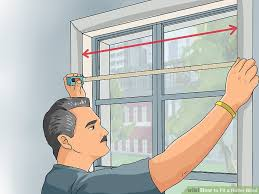 How To Shorten Vertical Blinds To Fit Window How To Fit A Roller Blind 9 Steps With Pictures Wikihow