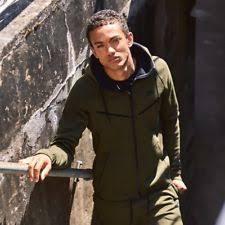 nike fleece long sleeve hoodies activewear for men ebay