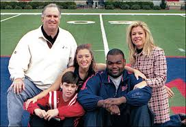 Mike Oher Blind Side Nonfiction Orb The Blind Side