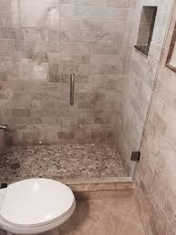 Bathroom Stone Tile by 230 Best Flooring Ideas Pebble Tile And Stone Tile Images On