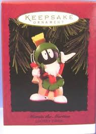 1996 marvin the martian hallmark retired by shoppingjustforyou