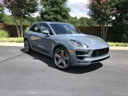 Porsche Macan Inventory - dealer inventory paint to sample graphite blue macan turbo