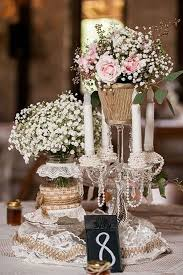 Burlap Wedding Centerpieces by Best 25 Barn Wedding Centerpieces Ideas Only On Pinterest