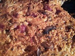 cuisiner tomates recette de gratin de millet aux chignons et tomates