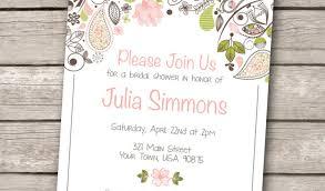 wedding charming free printable wedding invitation templates to