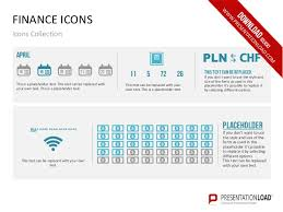 icons collection ppt slide template