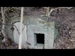 Backyard Bomb Shelter Old Coal Mining Fan And Cellar Bomb Shelter Thing Found In The