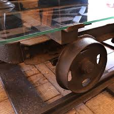 old mine cart coffee table see here u2014 coffee tables ideas