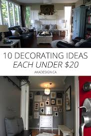 11 best budget decorating ideas images on pinterest budget