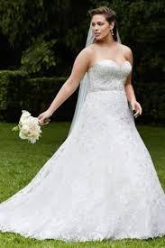robe de mariã e pour ronde grande taille robe de mariée chiffon col en cœur broderie organza