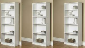 Mainstays 3 Shelf Bookcase White by Handymom Building Orion Wide 5 Shelf Bookcase Mainstays
