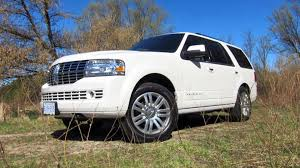 used lincoln navigator review 2007 2014