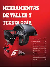 herramientas de taller y tecnología catálogo snap on 1300 by
