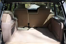Classic Range Rover Interior Frj 1d Range Rover Classic 25th Anniversary Limited Edition