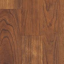 Cherry Wood Laminate Flooring Shop Style Selections 7 99 In W X 3 96 Ft L Canyon Cherry Wood