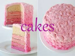 types and characteristic features of cakes