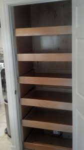 Cabinet Pull Out Shelves Kitchen Pantry Storage by Pantry Pull Out Shelves Other Metro By Shelfgenie Of West Palm