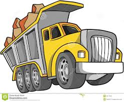 dump truck illustration royalty free stock photo image 4017525