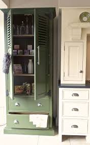 free standing kitchen pantry cabinets love this practical free standing kitchen pantry cupboard heart