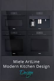 Miele Kitchens Design by Miele Artline U2013 Modern Kitchen Design Design Library Au