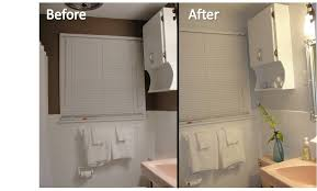 Painting A Bathroom Vanity Before And After by You Always Find Something When You U0027re Not Looking U2026